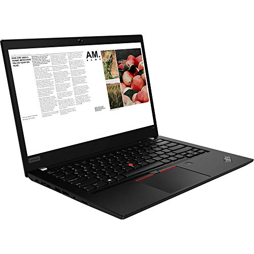 "Lenovo ThinkPad T490 Home and Business Laptop (Intel i7-8565U 4-Core, 40GB RAM, 1TB PCIe SSD, Intel UHD 615, 14.0"" Touch Full HD (1920x1080), Fingerprint, WiFi, Bluetooth, Win 10 Pro) with USB Hub"
