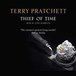 Thief of Time Hörbuch