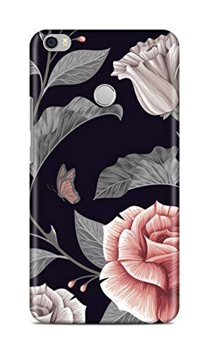 Shengshou Mobile Back Cover for Mi Max Prime Pattern ABC713M37264