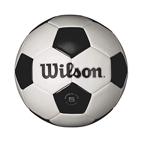 (Wilson Traditional Soccer Ball - Size)