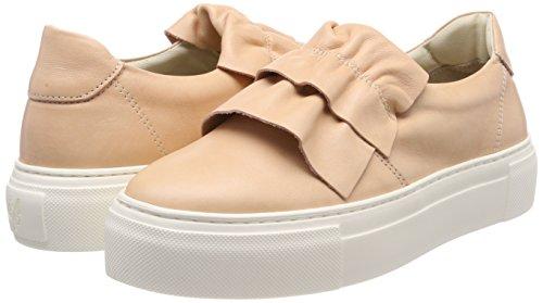Mujer Zapatillas 271 Para Marc O'polo 80114463502102 apricot Naranja Sneaker twCRqX
