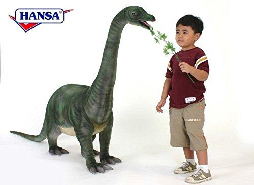 True-to-life Brontosaurus Ride-on
