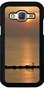 Funda para Samsung Galaxy J5 - Sunset20141002 by JAMFoto