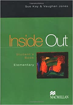 Book Inside Out Elementary: Student's Book (Young adult/adult courses)