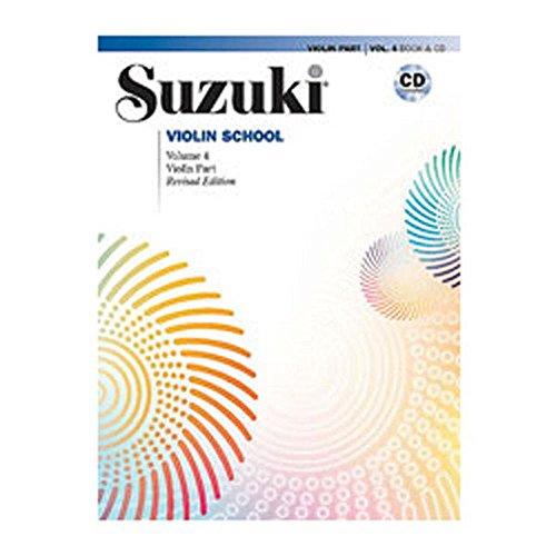 School Violin Part & CD, Volume 4 ()