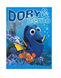 Disney Finding Dory and Nemo Twin Size Royal