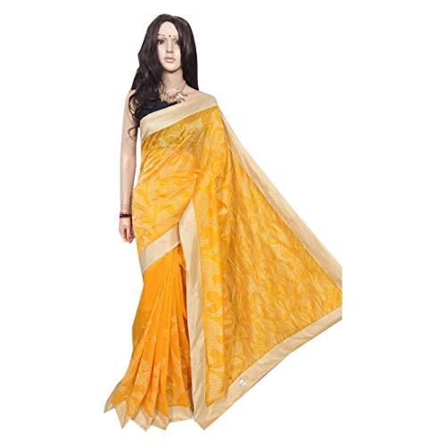 Saree Original Petticoat Donne casual 100 Sari Blouse tradizionale Girl Ladies Dress Indiano Jari 2809 Work Cotton REnqUxAWv