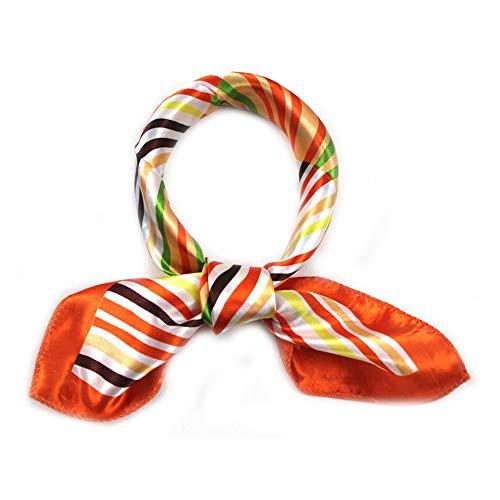 HYIRI Women's Vintage Head Neck Hair Tie Square