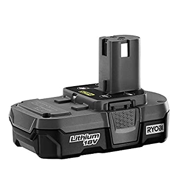 Ryobi ZRP102 18-Volt One+ Lithium-Ion Compact Battery Certifified Refurbished