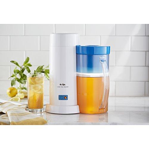 Mr. Coffee 2-Quart Iced Tea & Iced Coffee Maker, Blue by Mr. Coffee (Image #4)