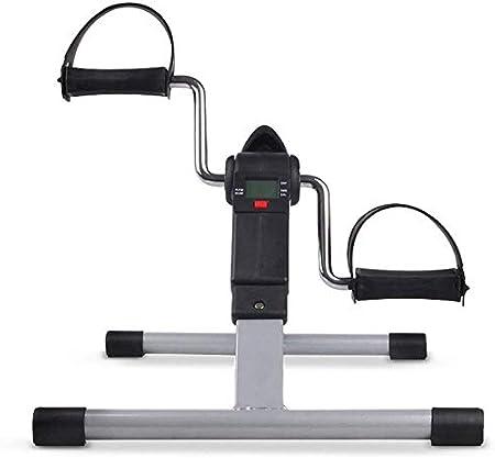 Bicicleta de spinning máquina de pasos con cintas de entrenamiento ...