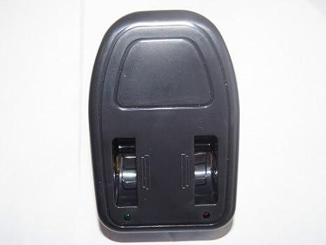 piles44 Cargador para pilas de botón CR2032, CR2450, CR2430 ...