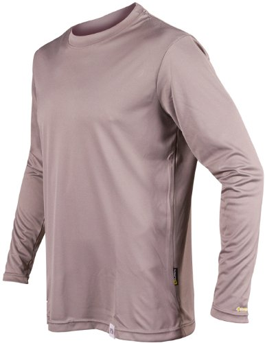 SUPreme Men's UV Shield Watershirt Long Sleeve Top