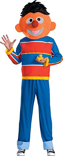 Men's Ernie Costume