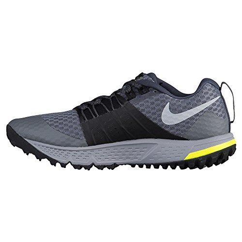 Nike Air Zoom Wildhorse 4 Size 9 Womens Running Dark Grey/Wolf Grey-Black-Stealth Shoes by NIKE (Image #1)