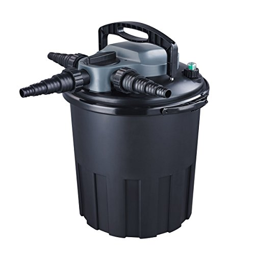 Jebao CBF-12000 Bio Pressurized Filter with 24w UV (3000-gallon)