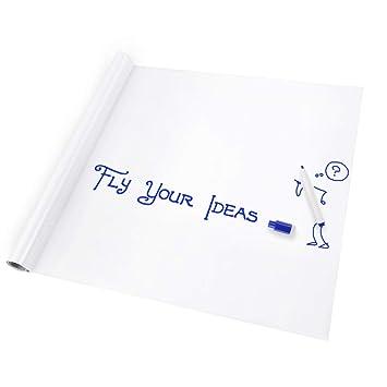 Lovely Pvc Whiteboard Sticker Creative Message Diy White Board Stickers Stationery Memo Children Gift Wall Sticker 45*200cm Presentation Boards