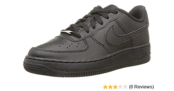 31ccb8fac1a Amazon.com  Nike Air Force 1 Low GS Lifestyle Sneakers  NIKE  Shoes
