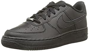 55f7193f60f Amazon.com  Nike Air Force 1 Low GS Lifestyle Sneakers  NIKE  Shoes