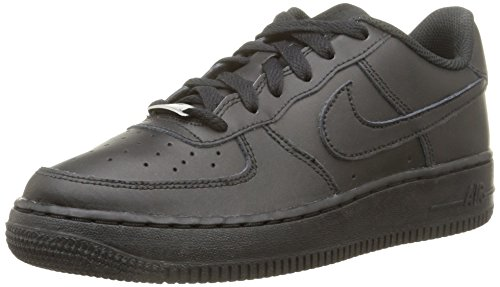 Force Black Scarpe per Bambini nbsp; Air Basket da GS black Black Nike 1 OB5wS5