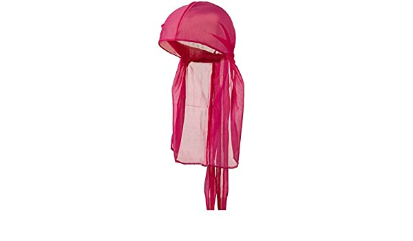 c921870d536745 Amazon.com: HOT PINK Du-rag Stocking Wave-Cap Womens Hair Sleeping: Everything  Else