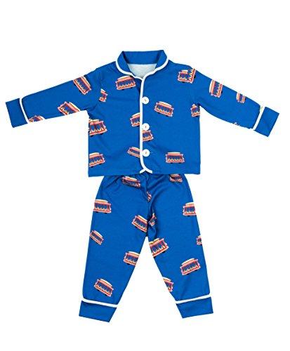 Daniel Tiger Trolley Pajamas (3T)