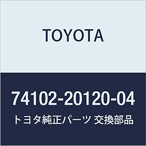 Toyota 74102-20120-04 Ash Receptacle Assembly