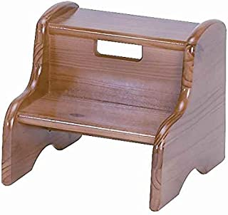 product image for Little Colorado Wooden Step Stool, Linen