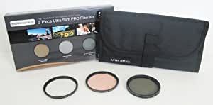 Precision Ultra Optics 3 Piece Filter Kit (Multi Coated) 500 Series High Resolution High Definition
