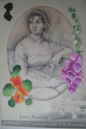 Jane Austen Note Cards - Jane Stationery