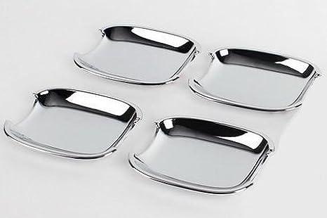 Accesorios para Audi Q5 cromo huecos para manilla de puerta Top calidad: Amazon.es: Coche y moto