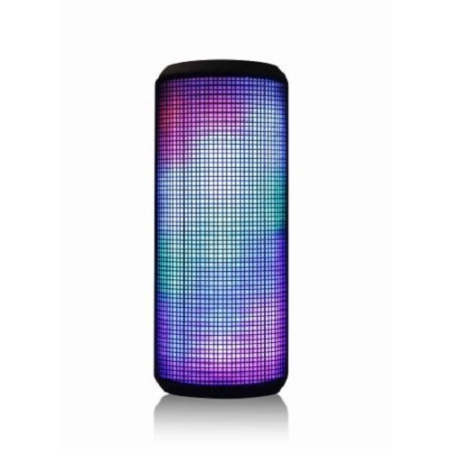 Blackweb BWA17AA002 Portable Wireless Bluetooth Speaker with LED Light