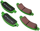 EBC Brakes DP71830 7000 Series Greenstuff SUV Supreme Compound Brake Pad