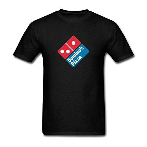 zhengxing-mens-dominos-pizza-logo-catering-t-shirt-l-colorname-short-sleeve