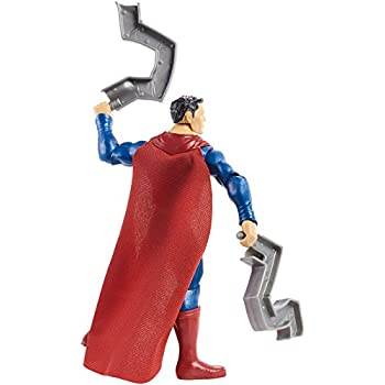 DC Justice League Superman Figure, 6""