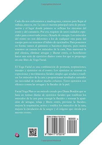 Facial Yoga Plan (Spanish Edition): Diana Bordón Domínguez ...