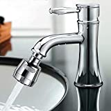 360 -Degree Swivel Kitchen Sink Faucet Aerator