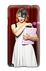 Galaxy Note 3 Case, Premium Protective Case With Awesome Look - Dianna Agron 5