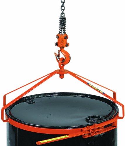 Wesco-240057-Economy-Drum-Lifter-235-x-255-x-125-700-lb-Capacity