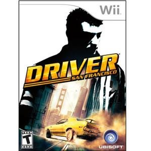NEW Driver San Francisco Wii (Videogame Software)
