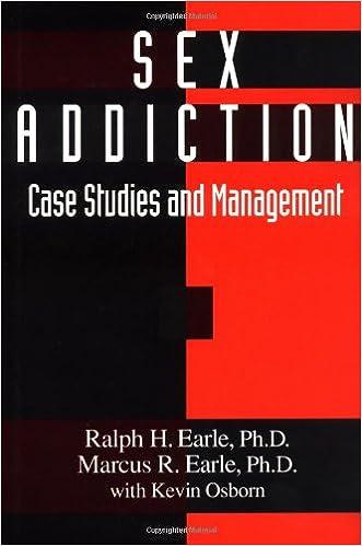 Addiction case management sex study