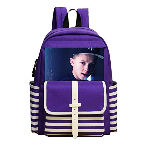 Fashion Canvas Backpack Kids Travel Daypack ()