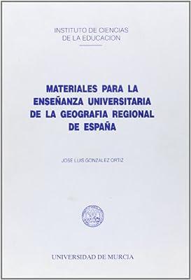 Materiales para la Enseñanza Universitaria de la Geografia ...