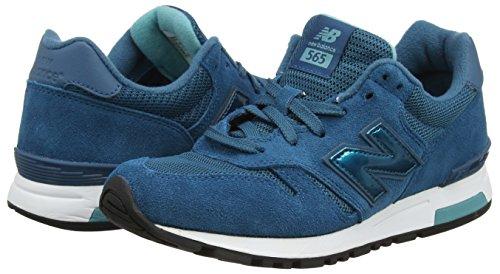 Azul Running Para Mujer De Balance teal Zapatillas Wl565 New qB1ZH