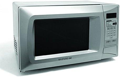 Daewoo KOR-6L0S Encimera 19.8L Acero inoxidable - Microondas ...