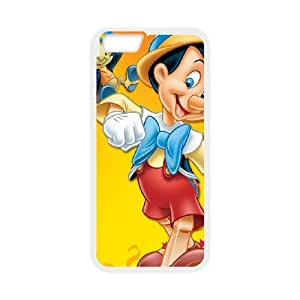 Pinocchio for iPhone 6 Plus 5.5 Inch Phone Case 8SS460337