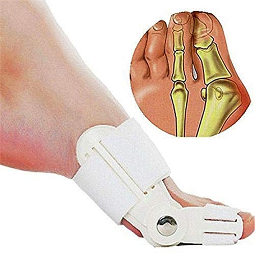 Thumb Foot Corrector of The Toe Straightener Bunion Pain Relief Hallux valgus Toe Day Night Orthopedic Foot Care Tool.Device for Correction of Hallux valgus Orthopedic Brace Toe Bunion Separator Tool