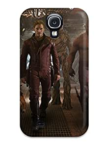 Tpu Fashionable Design Guardians Of The Galaxy () Rugged Case Cover For Galaxy S4 New