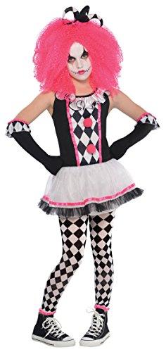 [Circus Sweetie 4-6 Years] (Adult Diamond Jester Costumes)