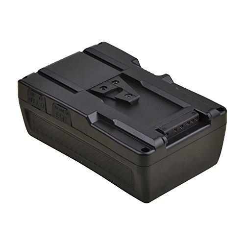 Kastar BP-GL178 Broadcast Replacement V Mount Battery, 14.8V 12000mAh 178Wh for Sony PMW-EX330K PMW-EX330L PMW-580K PMW580L PDW-680 PDW-700 PDW-850 PMW-TD300 HDW-F900R HDW-680 HDW-800P PMW-F55 PMW-F5 by Kastar (Image #6)